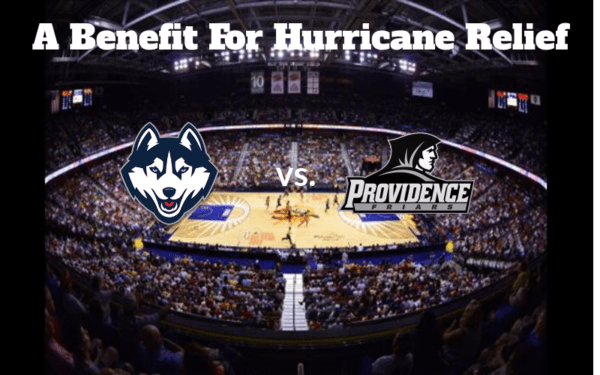 Providence and UConn to Play Hurricane Relief Benefit Exhibition